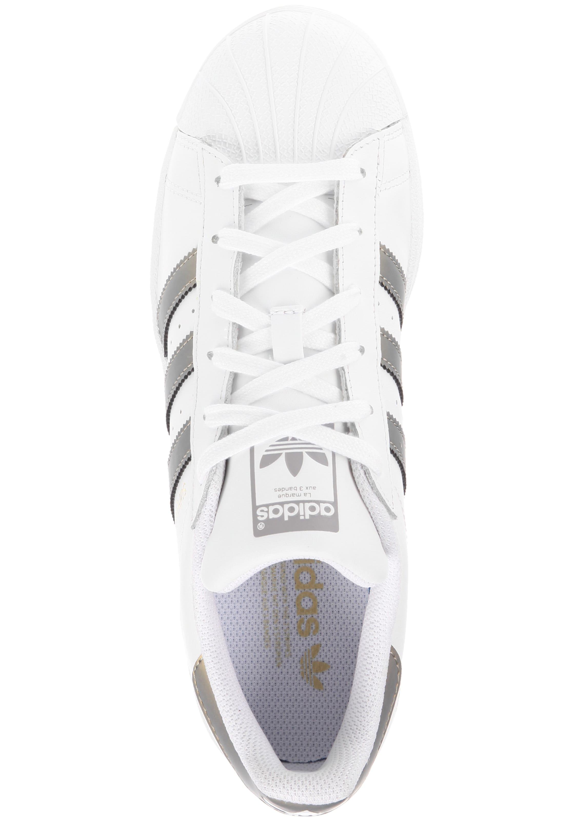 In Originals 'superstar' GoudWit Laag Sneakers Adidas ygbf76