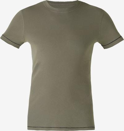 YOGISTAR.COM T-shirt 'Oliver' in oliv, Produktansicht