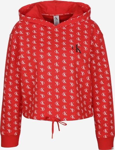 Calvin Klein Underwear Pantalon folklorique 'Lounge' en rouge clair, Vue avec produit