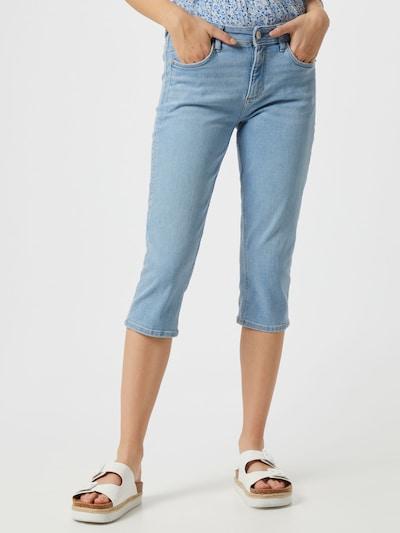 Q/S designed by Capri-Jeans 'SADIE' in hellblau, Modelansicht