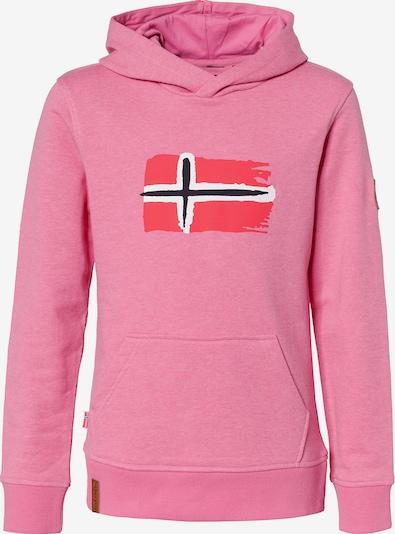 TROLLKIDS Sweatshirt 'Trondheim' in rosa, Produktansicht