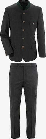 MURK Suit in Grey