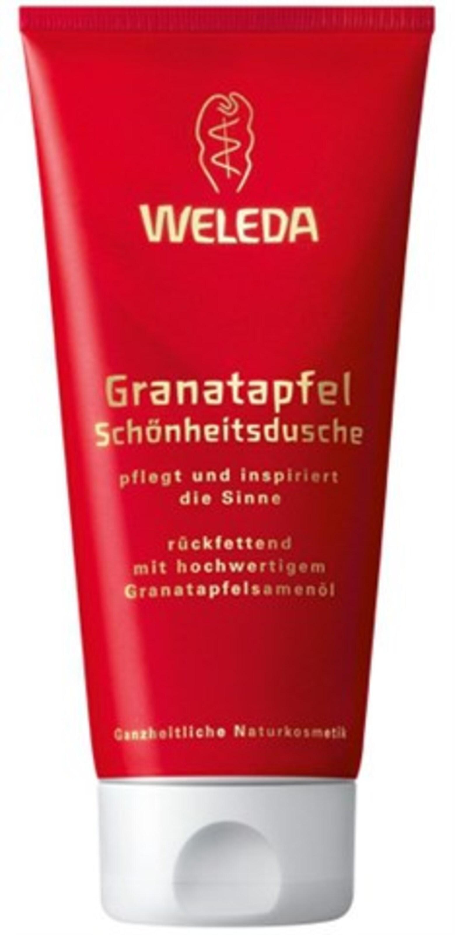 Schöheitsdusche'Duschgel200 'granatapfel Ml Rot In Weleda fyb7gvY6