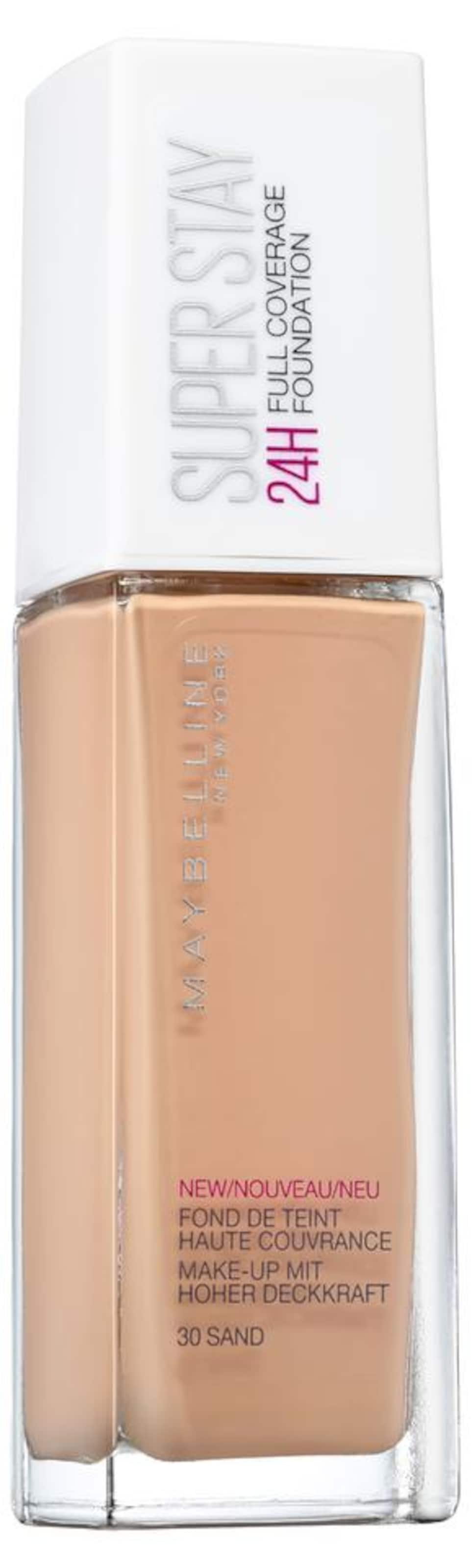 New Make Maybelline York Sand 'superstay up 24h' In thrdQs