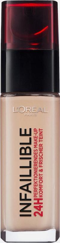 L'Oréal Paris 'Infaillible 24h Make-Up', Make-Up