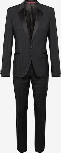 HUGO Anzug in schwarz, Produktansicht