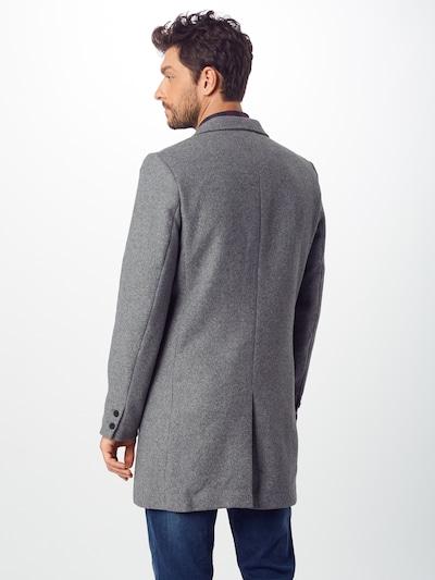 Palton de primăvară-toamnă 'JULIAN SOLID' Only & Sons pe gri: Privire spate