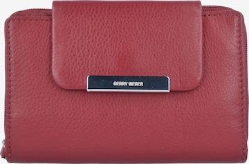GERRY WEBER Geldbörse 'Vigo' 14,5 cm in Rot