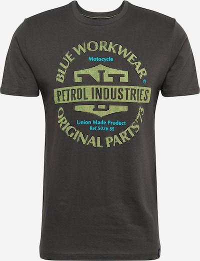 Petrol Industries T-Krekls pieejami tumši zaļš, Preces skats