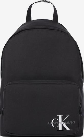 Calvin Klein Jeans Rucksack in grau / schwarz / weiß, Produktansicht
