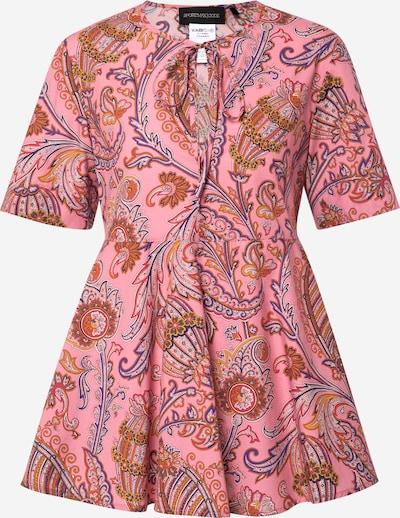 Sportmax Code Bluse 'MERLOT' in rosa, Produktansicht