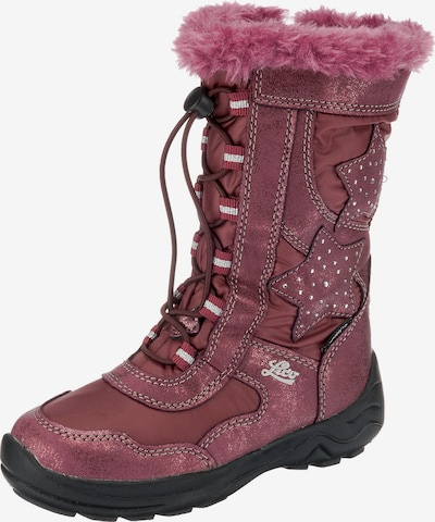 LICO Boots 'CATHRIN' in de kleur Lichtrood, Productweergave