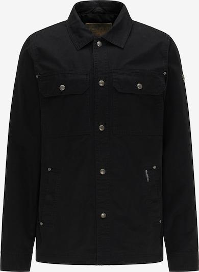 DREIMASTER Tussenjas in de kleur Zwart, Productweergave