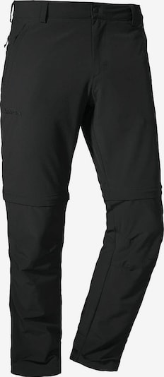 Schöffel Pantalón de montaña en negro, Vista del producto