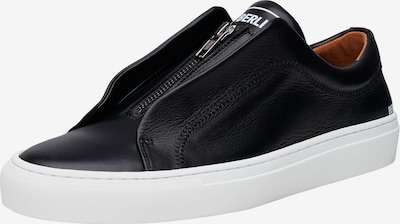 SHOEPASSION Sneaker 'No. 115 MS' in schwarz: Frontalansicht