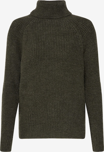 ONLY Pullover 'JADE L/S ROLLNECK PULLOVER CC KNT' in khaki, Produktansicht