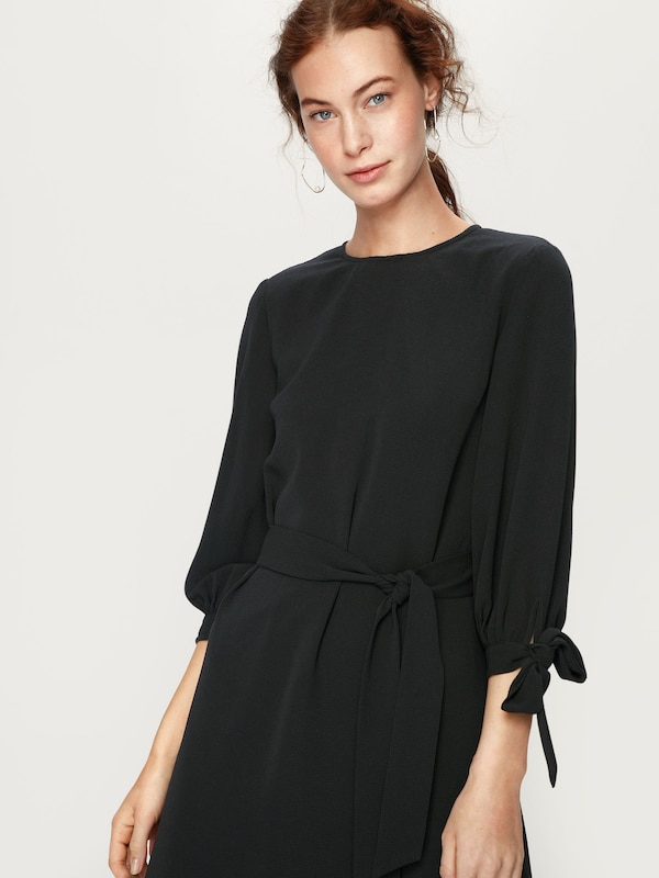 'noena' En Edited En Noir Robe Noir 'noena' Edited Robe 5Lqc3j4AR