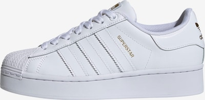 ADIDAS ORIGINALS Sneaker 'Superstar Bold' in gold / weiß, Produktansicht