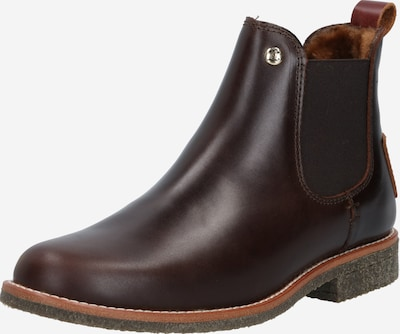 PANAMA JACK Chelsea Boots 'Giordana Igloo' en marron, Vue avec produit