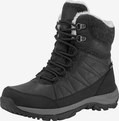 Auliniai batai 'Riva' iš HI-TEC , spalva - juoda, Prekių apžvalga