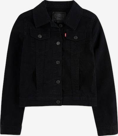 LEVI'S Veste mi-saison 'Trucker Jacket' en noir, Vue avec produit