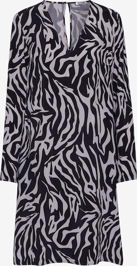 DRYKORN Kleid 'JOSY' in grau / schwarz, Produktansicht