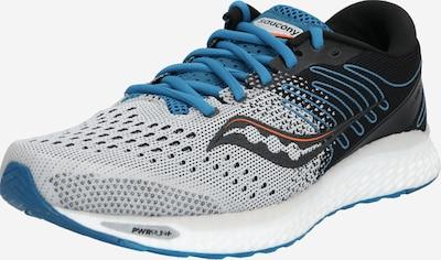 saucony Chaussure de sport 'FREEDOM 3 ' en bleu / gris / noir, Vue avec produit