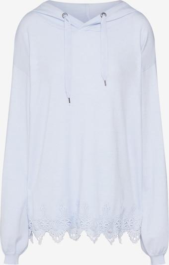 Megztinis 'Fia Hoody' iš Cream , spalva - šviesiai mėlyna, Prekių apžvalga
