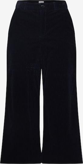 BOSS Pantalon 'Samela' en bleu: Vue de face