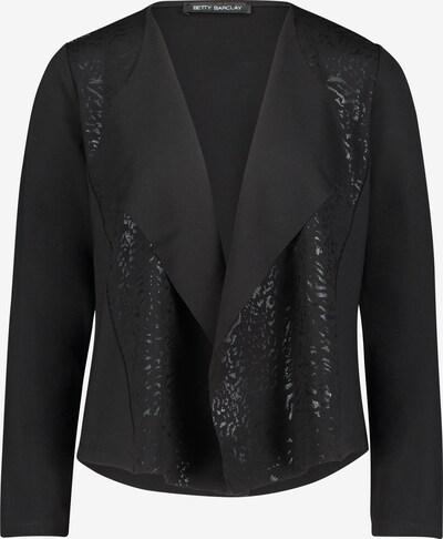 Betty Barclay Casual-Jacke ohne Verschluss in schwarz, Produktansicht