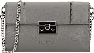 Seidenfelt Manufaktur Tasche in grau, Produktansicht