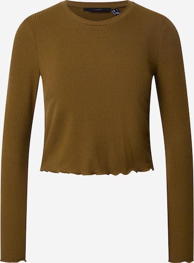 VERO MODA Shirts 'Brea' in grün, Produktansicht