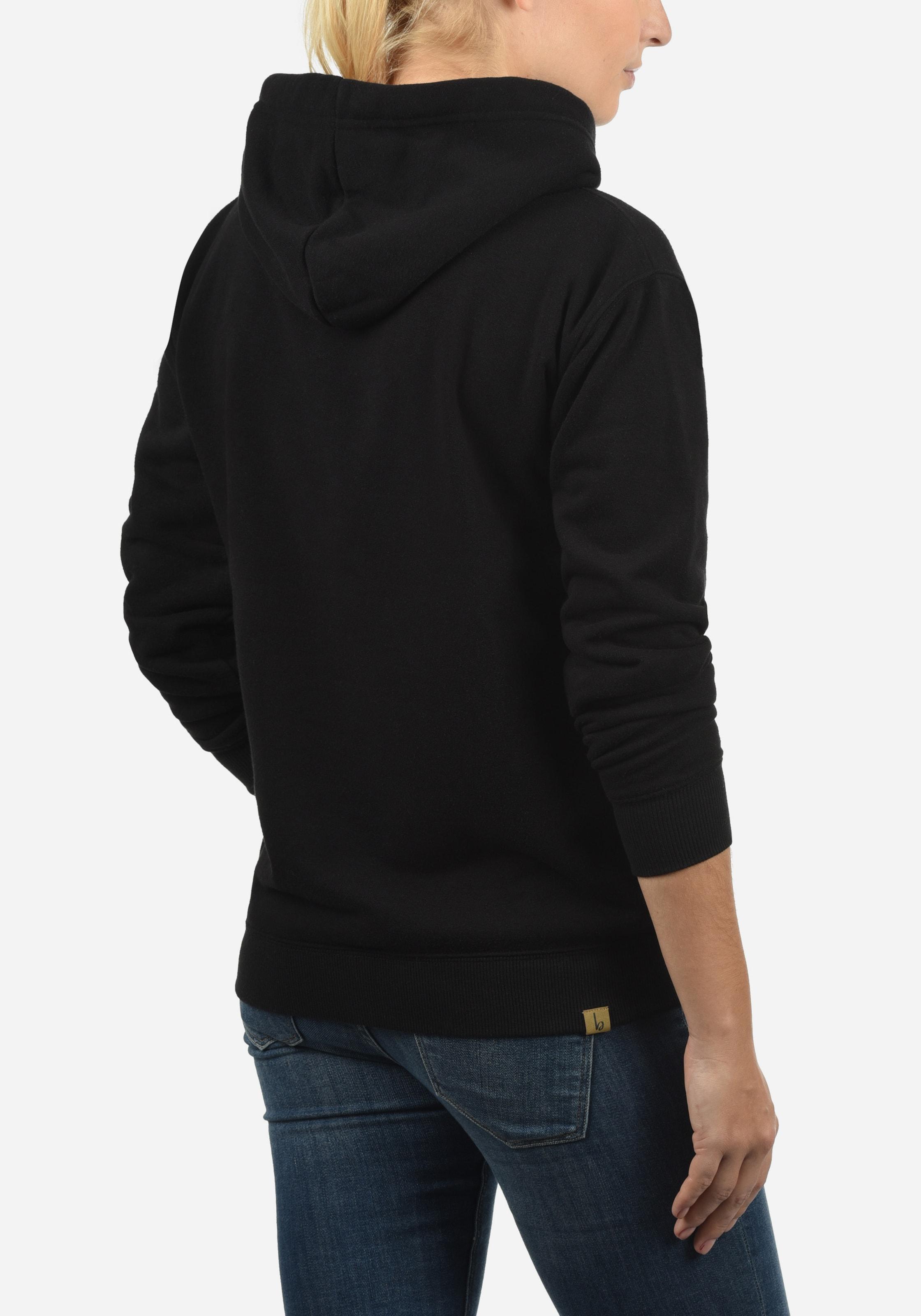 She Sweatshirt Schwarz In Blend GSzMpVqU