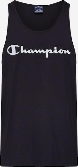 Champion Authentic Athletic Apparel Shirt in de kleur Zwart / Wit, Productweergave