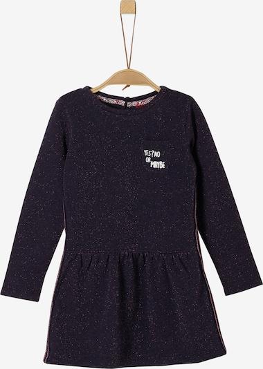 s.Oliver Junior Kleid in nachtblau: Frontalansicht