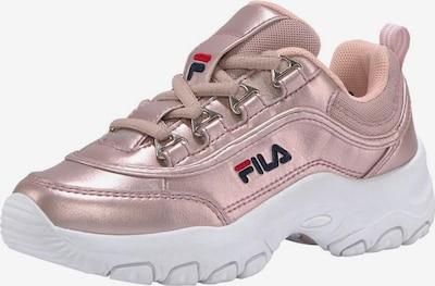 FILA Baskets en rose, Vue avec produit