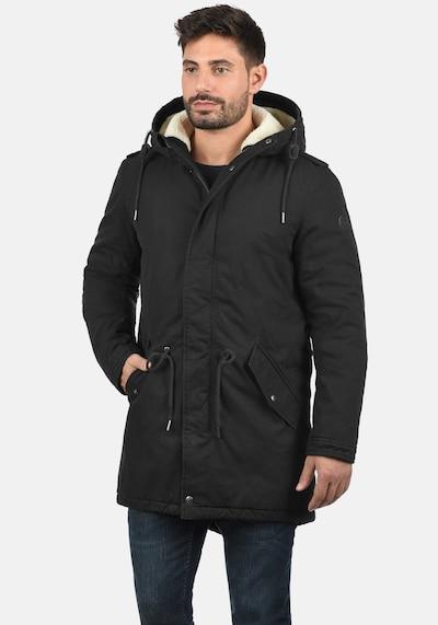 !Solid Winterjacke 'Darnell' in schwarz, Produktansicht