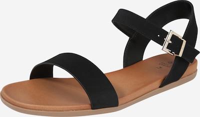 CALL IT SPRING Sandales 'KASSIAN' en noir, Vue avec produit