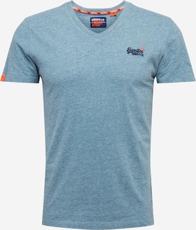 Superdry Shirt in hellblau, Produktansicht