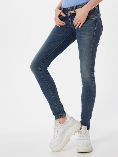 LTB Jeans 'JULITA X' in blue denim, Modelansicht