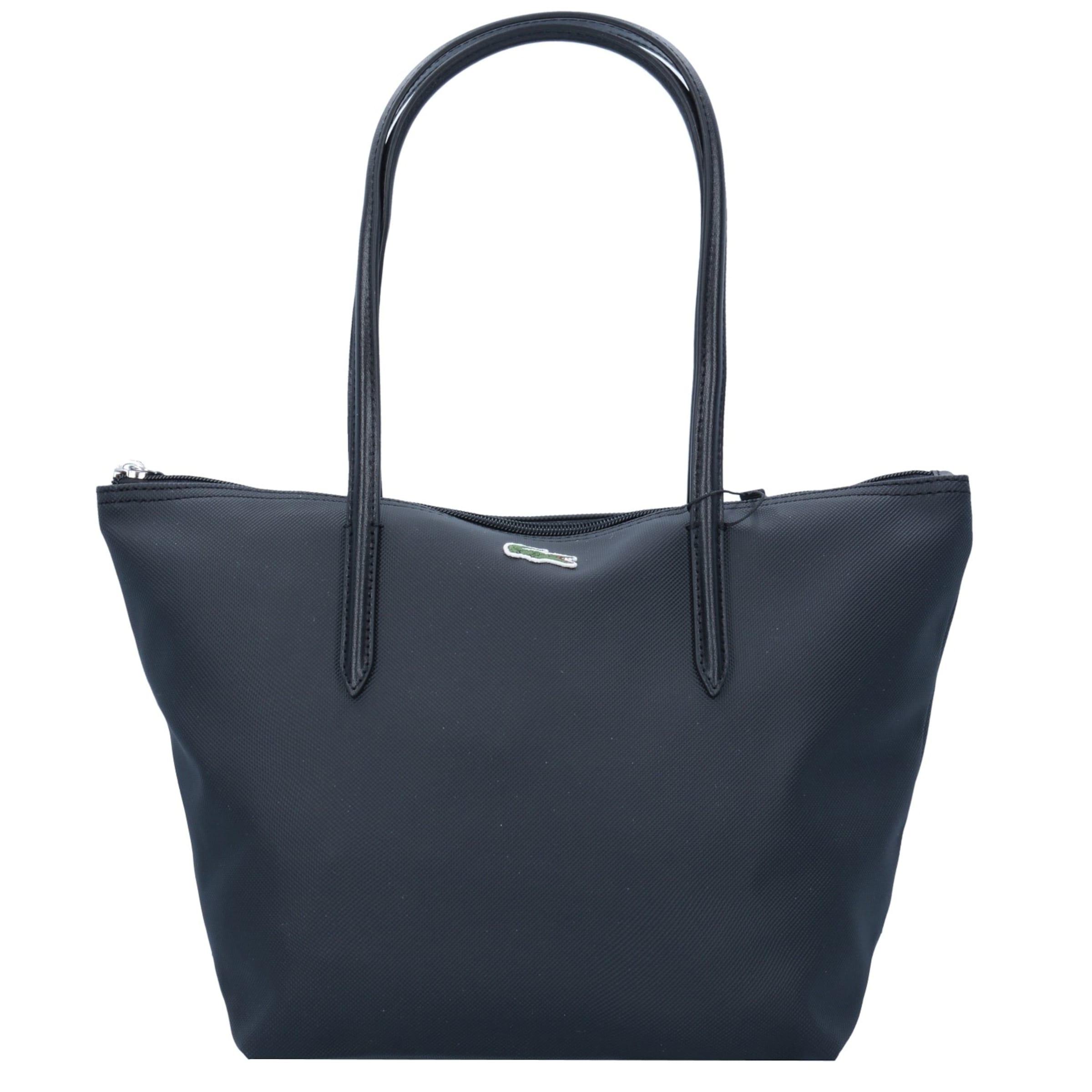L1212 'sac Bandoulière Lacoste Femme Sac Concept' En Noir EHD29I