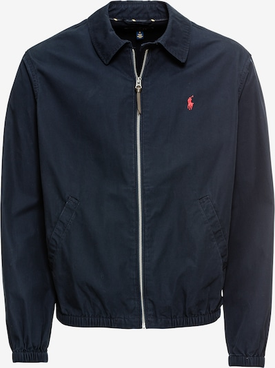 POLO RALPH LAUREN Tussenjas 'BAYPORT WB-COTTON-JACKET' in de kleur Navy, Productweergave