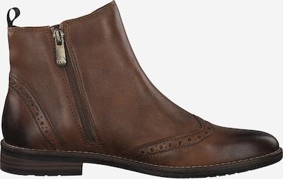 MARCO TOZZI Chelsea boots in de kleur Bruin: Zijaanzicht
