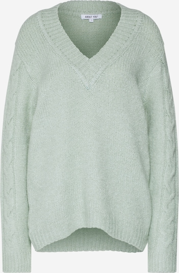 ABOUT YOU Pullover 'Milena' in mint, Produktansicht