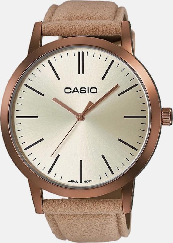 CASIO Collection Quarzuhr 'LTP-E118RL-9AEF'