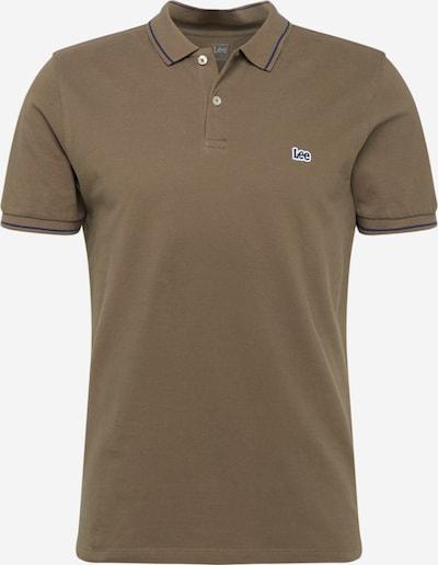 Lee Shirt in de kleur Bruin, Productweergave
