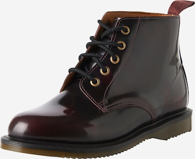 Dr. Martens Lace-Up Ankle Boots 'Emmeline' in Cherry red, Item view