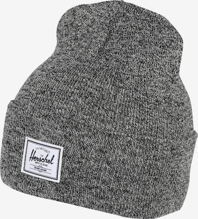 Herschel Strickmütze 'Elmer' in basaltgrau, Produktansicht