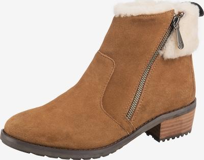EMU AUSTRALIA Stiefelette 'Merck' in chamois / wollweiß, Produktansicht