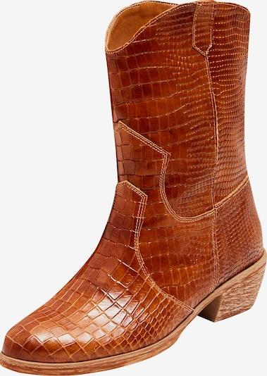 FELIPA Stiefel in cognac, Produktansicht